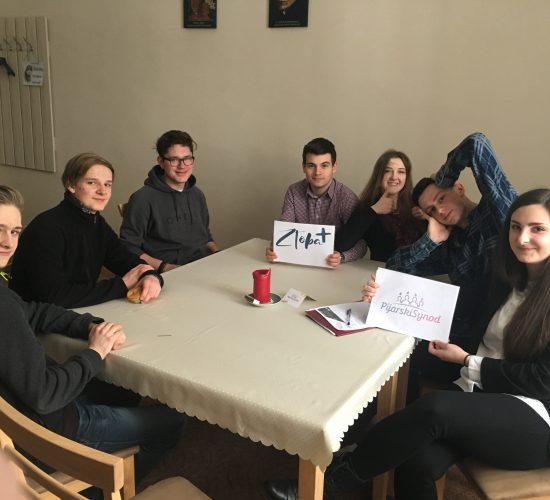"""Pijarski Synod lokalny """"Z Tobą+"""""""