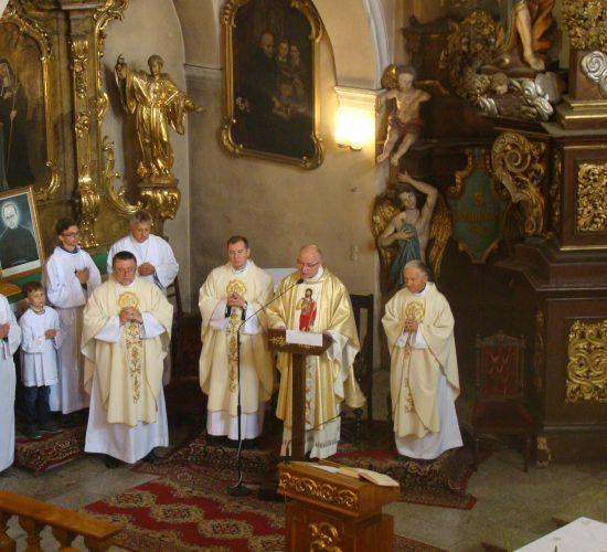 Odpust ku czci św. Jana Chrzciciela
