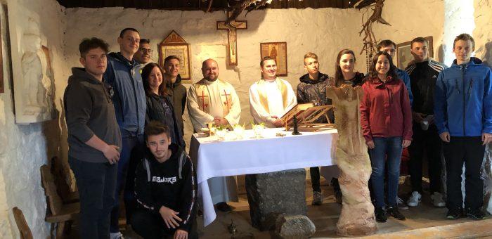Zakończenie roku duszpasterskiego Młodzieży Pijarskiej