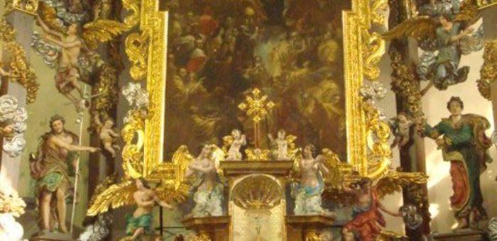 Arcydzieło malarskie powróciło do kościoła