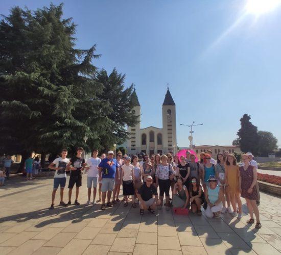Pielgrzymka do Medjugorie na Festiwal Młodych