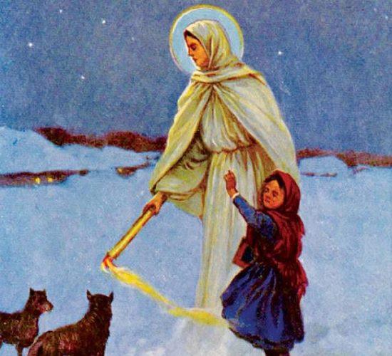 W niedzielę 2 lutego Święto Ofiarowania Pańskiego (Matki Bożej Gromnicznej) – poświęcenie świec gromnicznych.
