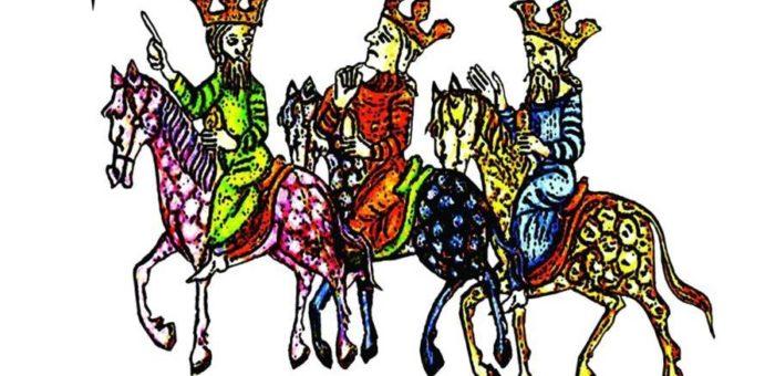 Uroczystość Objawienia Pańskiego (Trzech Króli) – filmiki… ;)