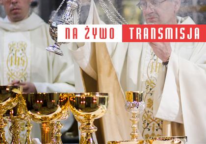 Msze św. niedzielne w telewizji – publikujemy godziny transmisji.