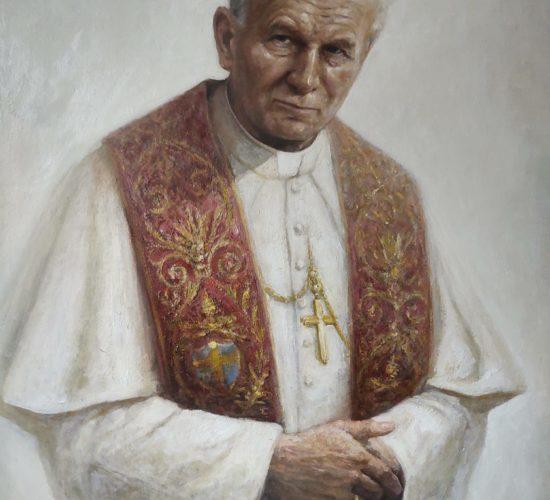 W przyszłą niedzielę, święto Miłosierdzia Bożego, o godz. 13:00 wprowadzenie relikwii św. Jana Pawła II oraz przyjęcie do Rycerzy św. Jana Pawła II (11 kwietnia, godz. 13:00)