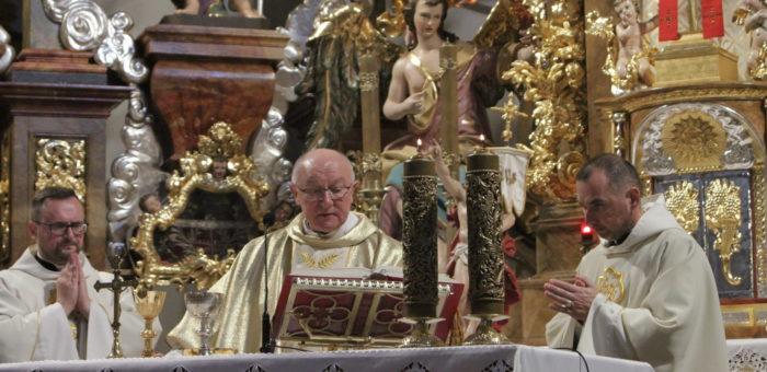 Rocznica święceń kapłańskich ojca Grzegorza i ojca Piotra. (16.05.2021) FOTO relacja