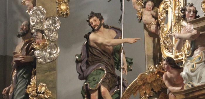 Odpust św. Jana Chrzciciela i dziękczynnie za posługę Sióstr Prezentek – 24.06.2021 (relacja FOTO)
