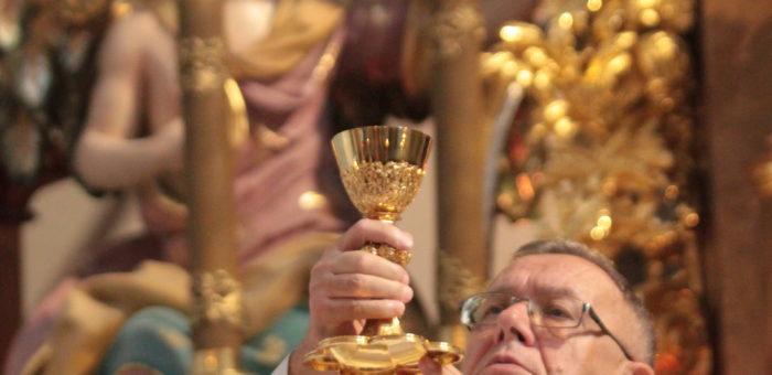 Uroczystość Odpustowa Wniebowzięcia NMP – 15 sierpnia 2021 – Jubileusz 50 lat kapłaństwa o. Jacka oraz pożegnanie o. Edwarda i o. Jacka. (RELACJA FOTO)